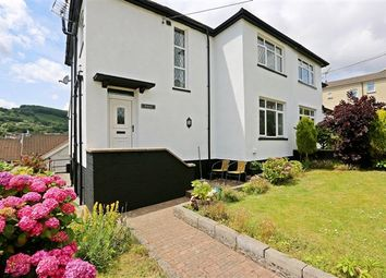 Thumbnail 3 bedroom semi-detached house for sale in Graigwen Road, Graigwen, Pontypridd