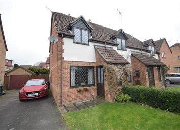 Thumbnail 2 bed semi-detached house to rent in Bramble Way, Kilburn, Belper