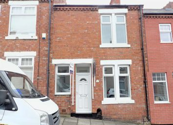 Thumbnail 2 bedroom terraced house for sale in Robert Street, South Shields