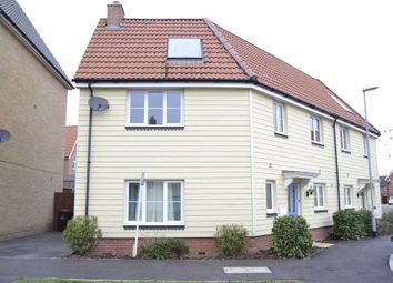 Thumbnail 3 bed property to rent in Jackdaw Drive, Stanway, Colchester
