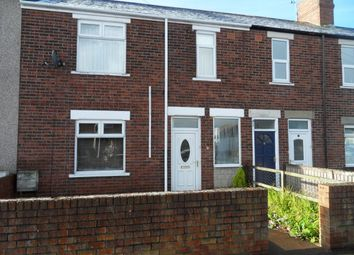 Thumbnail 3 bed flat to rent in Seaton Avenue, Bedlington