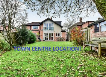 Thumbnail 3 bedroom semi-detached house for sale in Davehall Avenue, Wilmslow