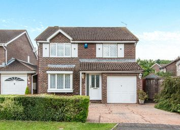 Thumbnail 4 bed detached house for sale in Coriander Drive, Totton, Southampton