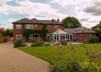 Thumbnail 5 bed detached house for sale in Four Winds, Off Lower Kirklington Road, Southwell