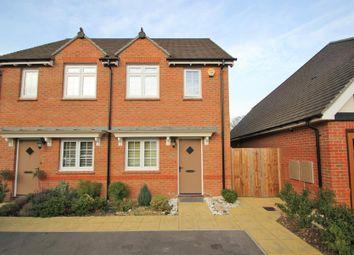 Thumbnail 2 bed semi-detached house to rent in Jopling Road, Bisley, Woking