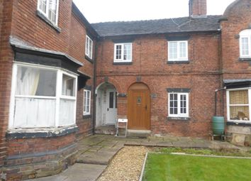 Thumbnail 2 bed cottage to rent in The Square, Fole, Uttoxeter