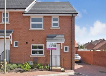 Thumbnail 2 bed end terrace house for sale in Brushwood Grove, Emsworth, Hampshire