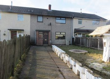 Thumbnail 3 bed terraced house for sale in Faulconbridge Close, Bulwell, Nottingham