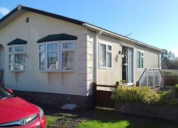 Thumbnail 2 bedroom mobile/park home for sale in Severn Bridge Park, Beachley, Chepstow