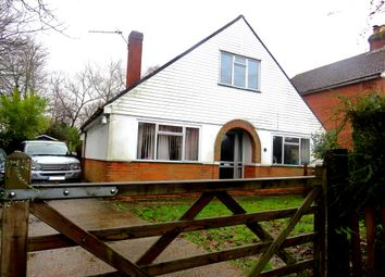 Thumbnail 3 bed bungalow for sale in Jacobs Gutter Lane, Totton, Southampton