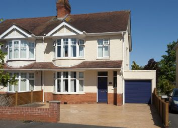 Thumbnail 3 bed semi-detached house for sale in Clifford Avenue, Taunton
