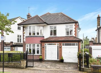 Thumbnail 5 bed detached house for sale in Ringwood Way, Winchmore Hill, London