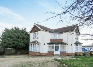 Thumbnail 3 bedroom property to rent in Bury Road, Ramsey, Huntingdon