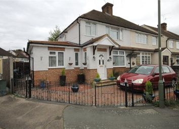 3 bed semi-detached house for sale in Wordsworth Road, Addlestone, Surrey KT15