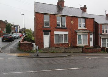 Thumbnail 3 bed end terrace house to rent in Whittington Hill, Old Whittington, Chesterfield