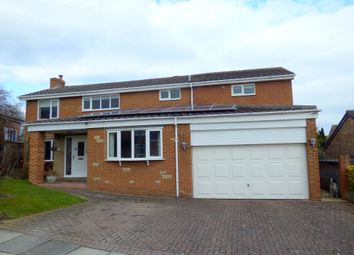 Thumbnail 4 bed detached house for sale in The Spinney, Hartlepool