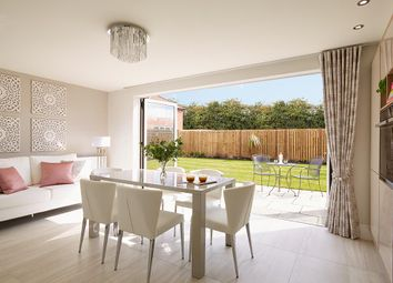 "Thumbnail 4 bedroom detached house for sale in ""The Norbury"" at Lochview Terrace, Gartcosh, Glasgow"
