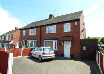 Thumbnail 3 bed semi-detached house for sale in Oakfield Crescent, Knottingley