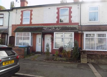 Thumbnail 2 bedroom terraced house for sale in Merrivale Rd, Bearwood