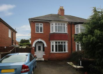 Thumbnail 3 bed semi-detached house for sale in Thievesdale Lane, Worksop, Nottinghamshire