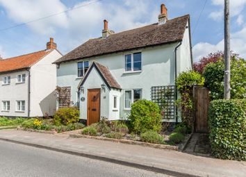 Thumbnail 4 bed detached house for sale in Fowlmere Road, Foxton, Cambridge, Cambridgeshire