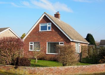 Thumbnail 3 bed detached house for sale in Arlington Gardens, Attleborough