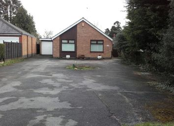 Thumbnail 2 bed detached bungalow to rent in Scraptoft Lane, Leicester