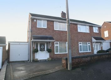 Thumbnail 3 bed semi-detached house for sale in Brierley Hill, Pensnett, Cygnet Lane