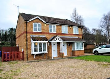 Thumbnail 3 bed semi-detached house for sale in Sinclair Close, Boston, Lincs
