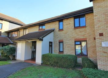 Thumbnail 2 bed flat for sale in King Arthur Court, Cheshunt, Herts