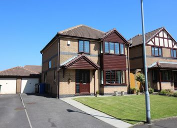 Thumbnail 4 bed detached house for sale in Parkstone Close, Bury