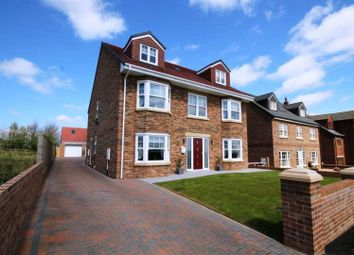 Thumbnail 6 bed detached house for sale in Jobson Meadows, Stanley, Crook