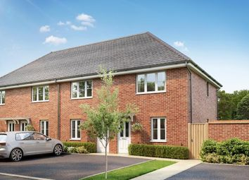 "Thumbnail 2 bed terraced house for sale in ""Kenley"" at Dorman Avenue North, Aylesham, Canterbury"
