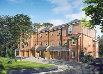 Thumbnail 4 bed terraced house for sale in Charles Sevright Way, Mill Hill, London