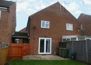 Thumbnail 2 bed terraced house to rent in Eaglesthorpe, New England, Peterborough