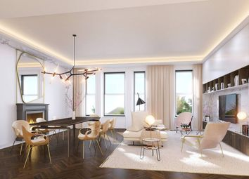 Thumbnail 4 bed flat for sale in Harrington Gardens, South Kensington