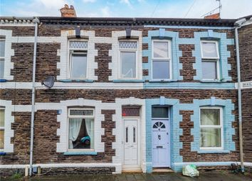 Thumbnail 2 bed terraced house for sale in Railway Crescent, Splott, Cardiff
