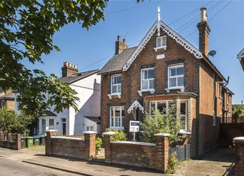 Thumbnail 5 bedroom detached house for sale in Victoria Road, Kingston Upon Thames