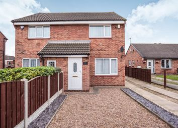 Thumbnail Semi-detached house for sale in Pollards Fields, Knottingley