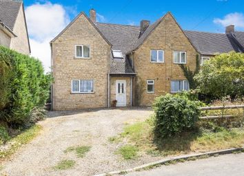 Thumbnail 4 bed semi-detached house for sale in Tally Ho Lane, Guiting Power, Nr Cheltenham, Gloucestershire