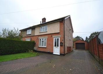 Thumbnail 3 bed semi-detached house for sale in Ellingham Road, Attleborough