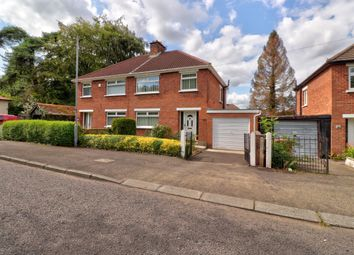 Thumbnail 3 bed semi-detached house for sale in Rochester Road, Belfast