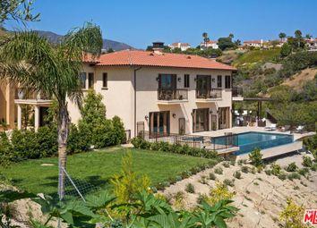 Thumbnail 6 bed property for sale in 6280 Zumirez Dr, Malibu, Ca, 90265