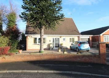 Thumbnail 3 bed bungalow for sale in Stonecross Drive, Sprotbrough, Doncaster