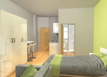 Thumbnail 1 bed flat to rent in South Street, Stoke-On-Trent