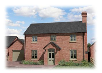 Thumbnail 4 bedroom detached house for sale in 5 William Ball Drive, Horsehay, Telford, Shropshire