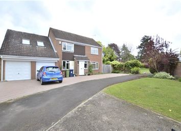 Thumbnail 4 bed detached house for sale in Beech Close, Highnam, Gloucester