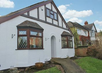 Thumbnail 4 bed detached bungalow for sale in Stafford Road, Lichfield, Staffordshire