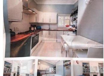 Thumbnail 1 bed terraced house to rent in Priory Park Road, London