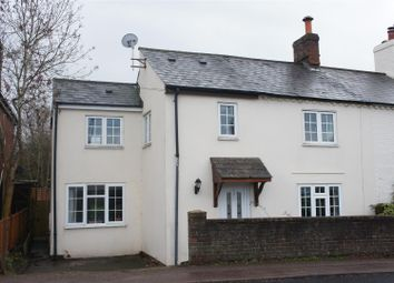 Thumbnail 3 bed semi-detached house for sale in Bedford Road, Marston Moretaine, Bedford